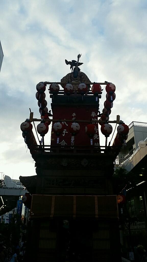 2016 久里浜八幡 例大祭  宵宮。_d0092901_00181161.jpg