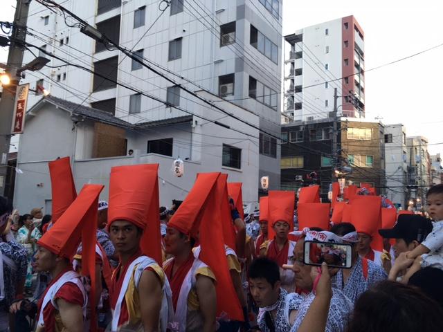 大阪天神祭り。2016_a0050302_12515821.jpg