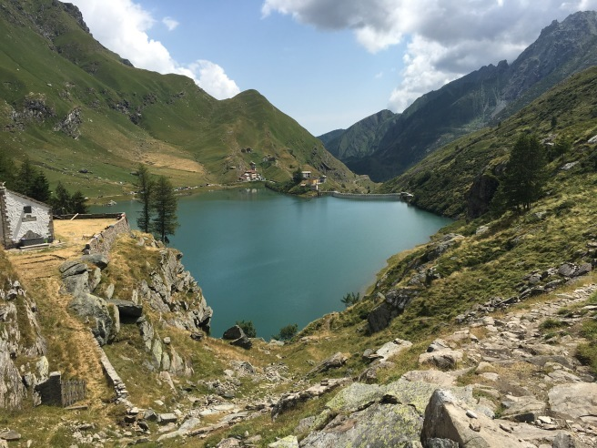 Lago di MALCIAUSSIA - Lago NERO trekking ウッセーリオでトレッキング_b0246303_05555504.jpg
