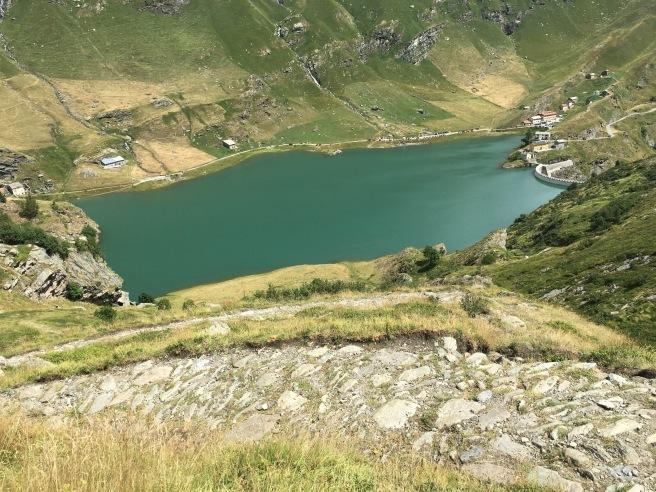 Lago di MALCIAUSSIA - Lago NERO trekking ウッセーリオでトレッキング_b0246303_05594238.jpg
