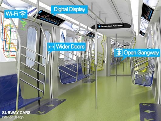ニューヨークの地下鉄、車両やホームに無料Wi-Fi、充電用USBポート等を増設へ_b0007805_20341842.jpg