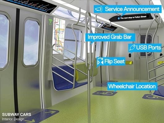 ニューヨークの地下鉄、車両やホームに無料Wi-Fi、充電用USBポート等を増設へ_b0007805_20343038.jpg