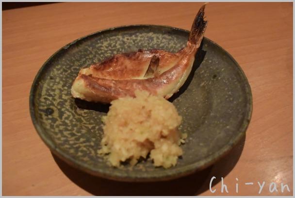 白金の隠れ家 「和味 大輔」_e0219011_1802521.jpg