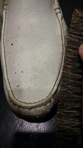 白革の汚れ_b0226322_18321177.jpg