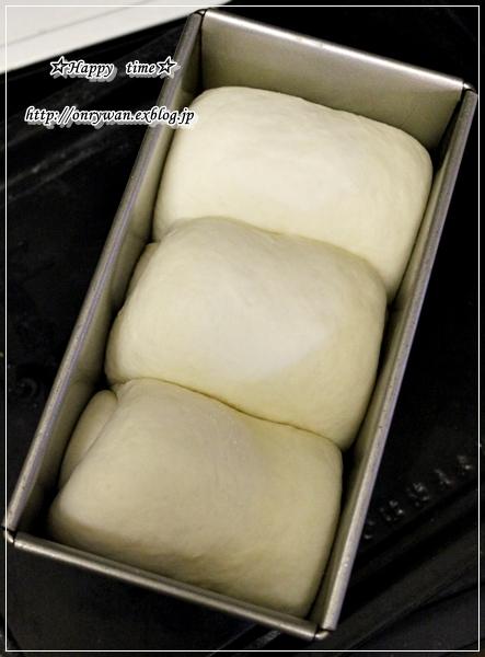 サーモンフライ弁当とパン作り♪_f0348032_18524815.jpg