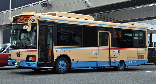 阪急バス~レインボーⅡワンステップバス  1112_a0164734_2315076.jpg