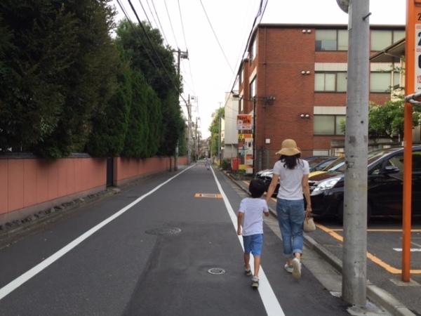 夏休み 朝のお散歩_c0351247_18313166.jpg