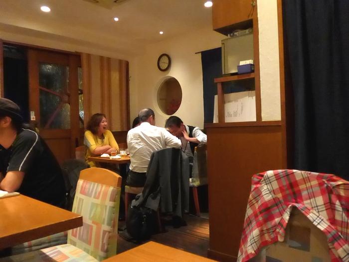 中野「上海料理 蔡菜食堂」へ行く。_f0232060_1663384.jpg