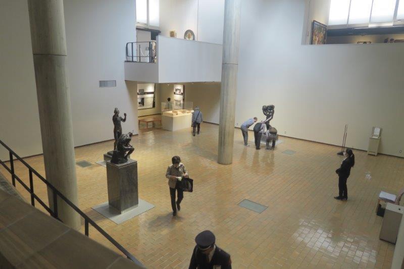 #1352 7月25日  ★ 国立西洋美術館が世界文化遺産に ★ _b0074469_14410537.jpg