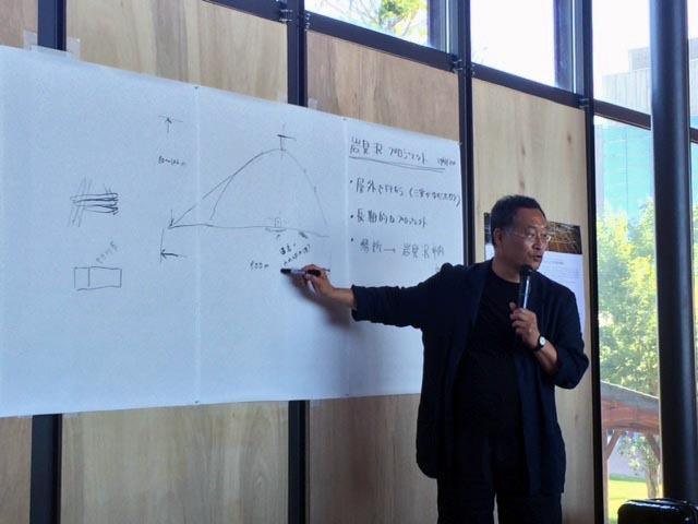川俣正岩見沢プロジェクト2016/その2_c0189970_10520076.jpg
