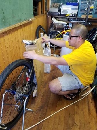 JAMIS新古自転車お嫁入り♪_a0216771_13305353.jpg