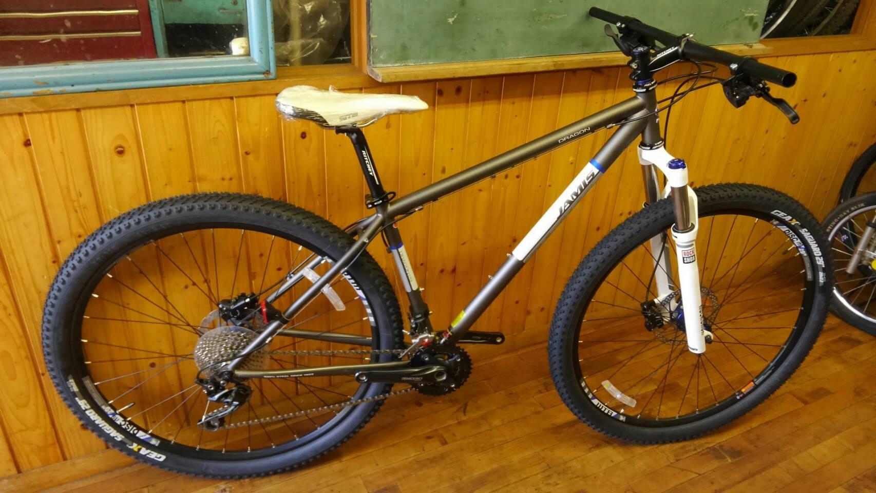 JAMIS新古自転車お嫁入り♪_a0216771_13430754.jpg