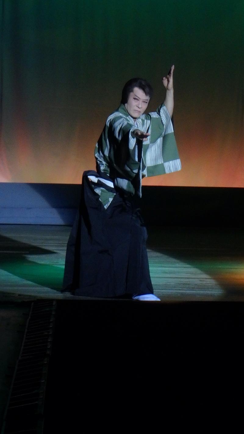 劇団誠流 夕涼み公演_f0079071_16332417.jpg