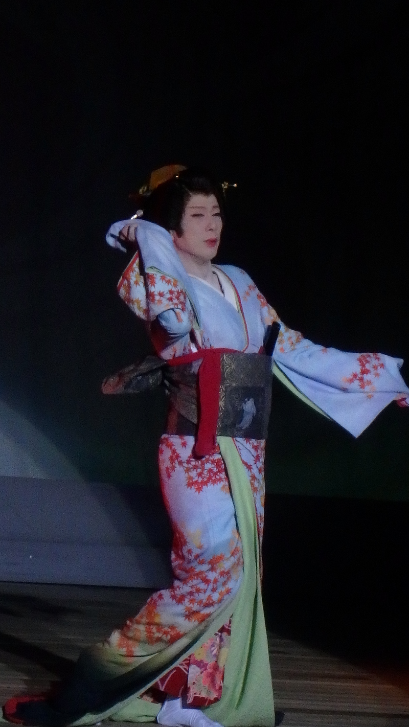 劇団誠流 夕涼み公演_f0079071_16373415.jpg