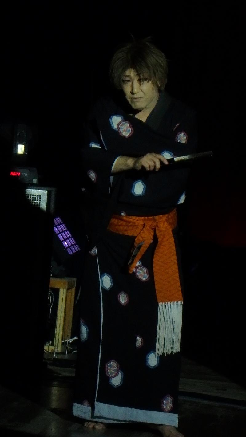 劇団誠流 夕涼み公演_f0079071_16381623.jpg
