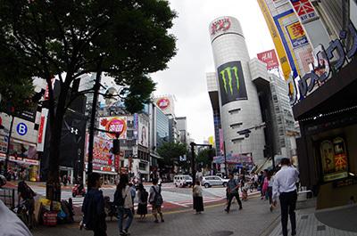 7月25日(月)今日の渋谷109前交差点_b0056983_14453463.jpg