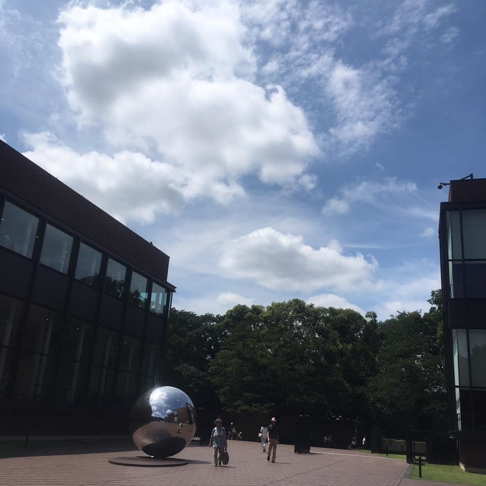 @東京都美術館 Tokyo Metropolitan Art Museum_b0195783_11591291.jpg