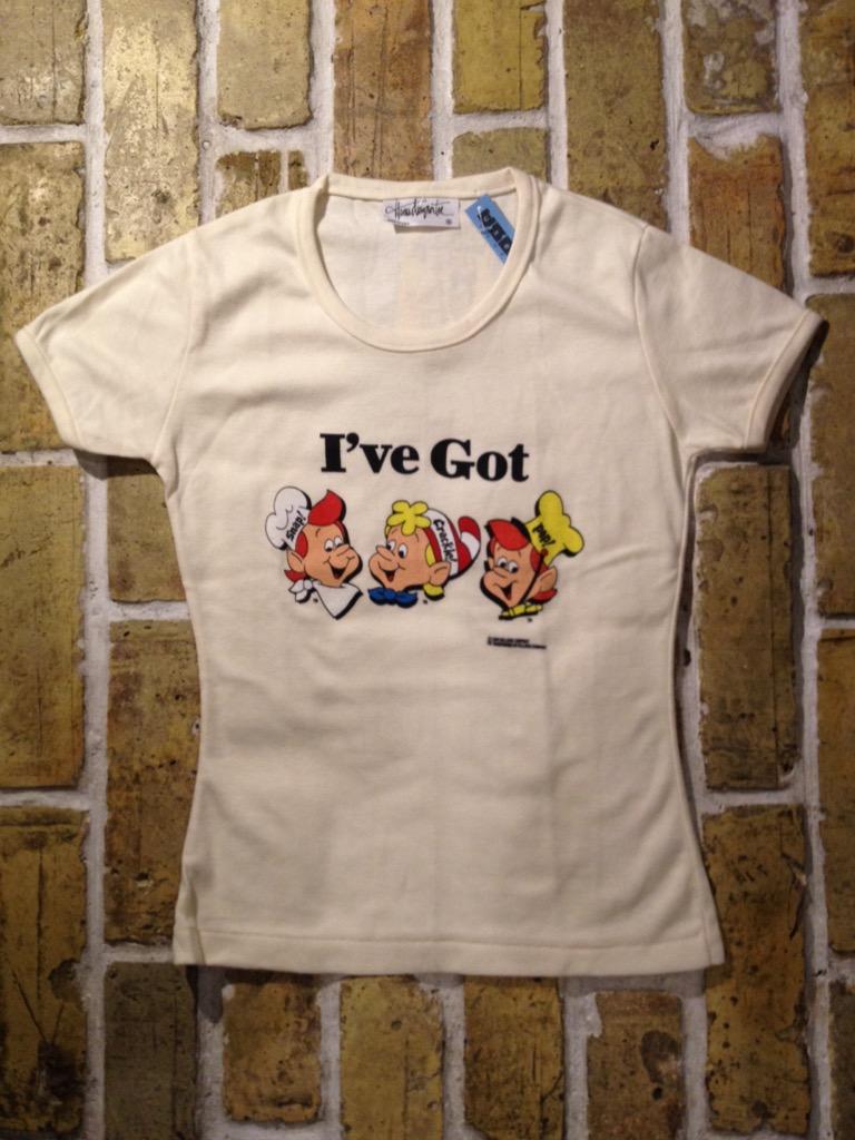 神戸店7/27(水)ヴィンテージ&スーペリア入荷!#6 Vintage Print T-Shirt!!!()_c0078587_1492031.jpg