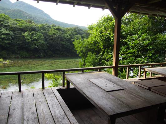 屋久島 ロッジ八重岳山荘_e0139694_22294149.jpg