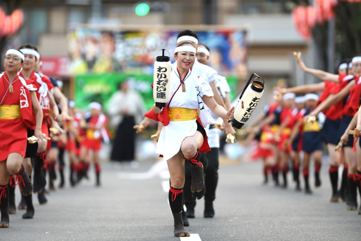 草加駅前よさこいサンバフェスティバル2016_f0184198_20504791.jpg