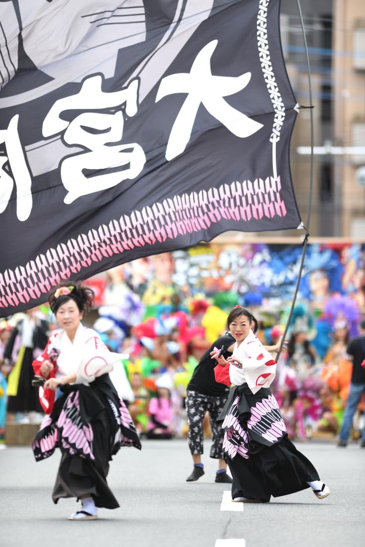 草加駅前よさこいサンバフェスティバル2016_f0184198_212882.jpg