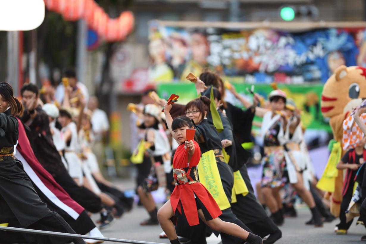 草加駅前よさこいサンバフェスティバル2016_f0184198_2384869.jpg