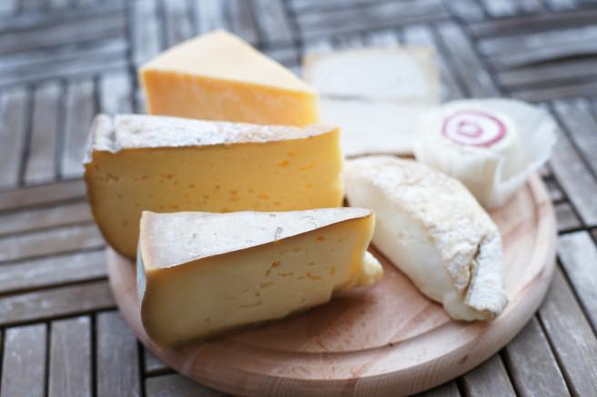 Mostra Regionale della TOMA di Lanzo 2016 ♡トーマ チーズの展示会_b0246303_16414225.jpg
