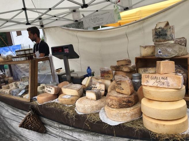 Mostra Regionale della TOMA di Lanzo 2016 ♡トーマ チーズの展示会_b0246303_17562263.jpg
