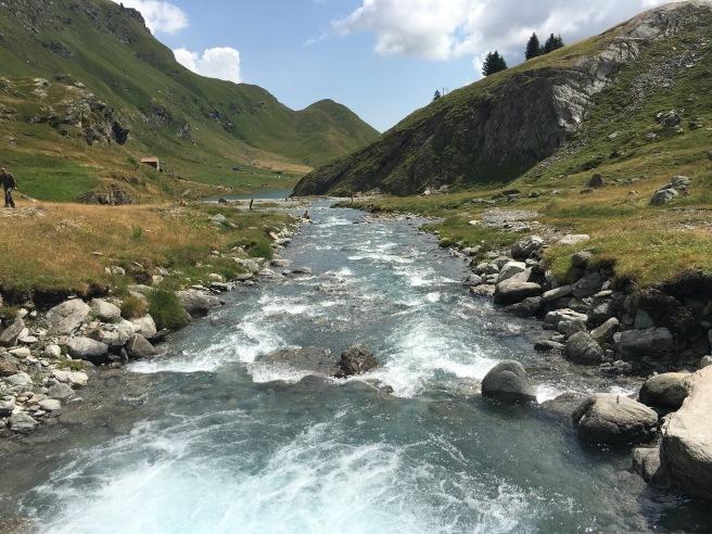 Lago di MALCIAUSSIA - Lago NERO trekking ウッセーリオでトレッキング_b0246303_18103734.jpg