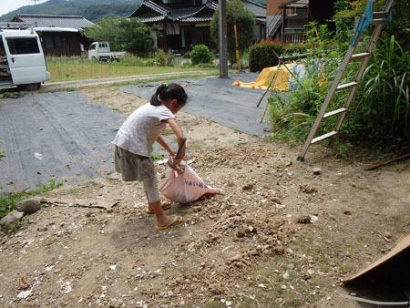 古民家リノベーション~キッチン作り&窓開け_f0208315_00420132.jpg