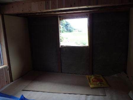 古民家リノベーション~キッチン作り&窓開け_f0208315_01133101.jpg