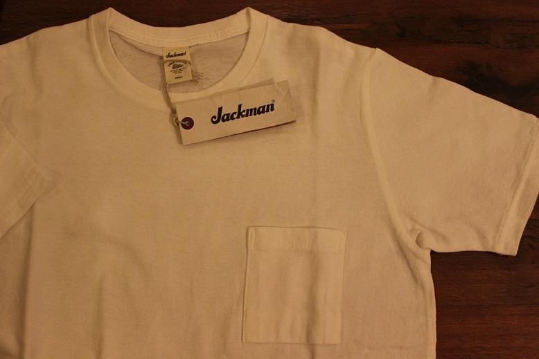 """この上ない「Jackman \""""別注 POCKET T-SHIRTS\""""」 ご紹介_f0191324_9155923.jpg"""