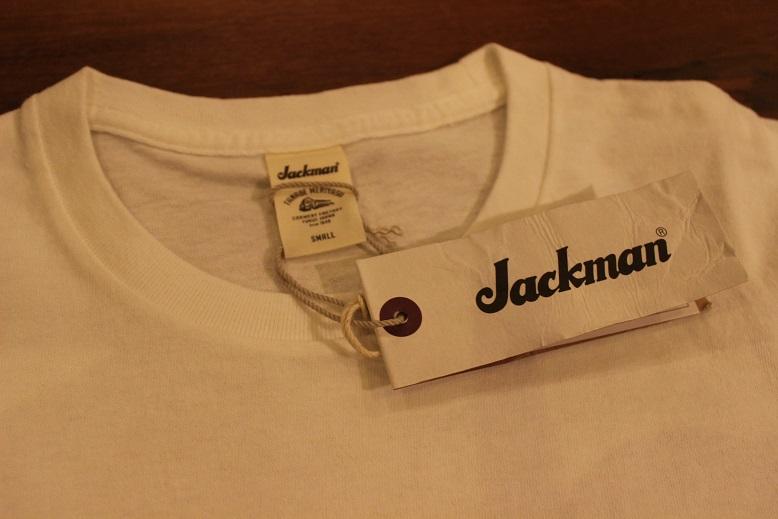 """この上ない「Jackman \""""別注 POCKET T-SHIRTS\""""」 ご紹介_f0191324_921264.jpg"""