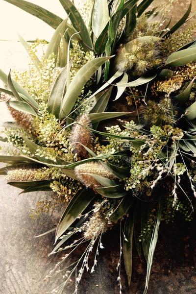 grass wreath。。。_a0229658_16353828.jpg