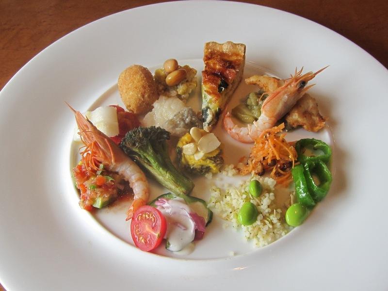 8月の料理出来ました「夏野菜」_d0177560_23221547.jpg
