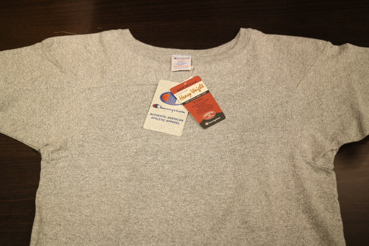 【NEW ARRIVAL】Champion Football Tee_b0121563_2014064.jpg