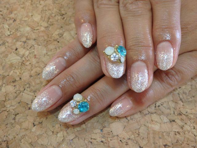 Bridal Nail_a0239065_09530855.jpg