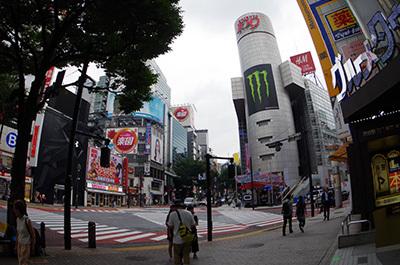 7月26日(火)今日の渋谷109前交差点_b0056983_11091264.jpg