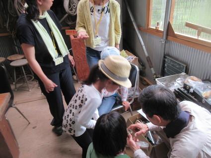 深日小・学童保育の子どもたち 孝子の森で遊ぶ  by  (ナベサダ)_f0053885_453875.jpg