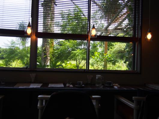 屋久島 ノマドカフェでランチ_e0139694_23052735.jpg