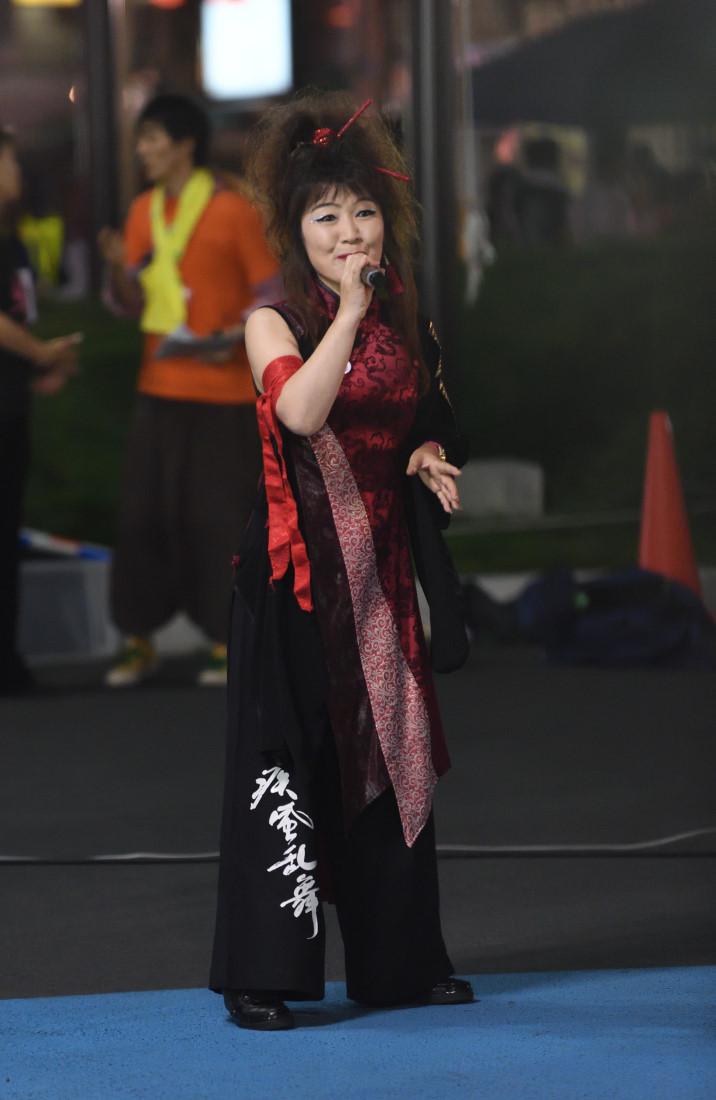 草加駅前よさこいサンバフェスティバル2016_f0184198_1691122.jpg