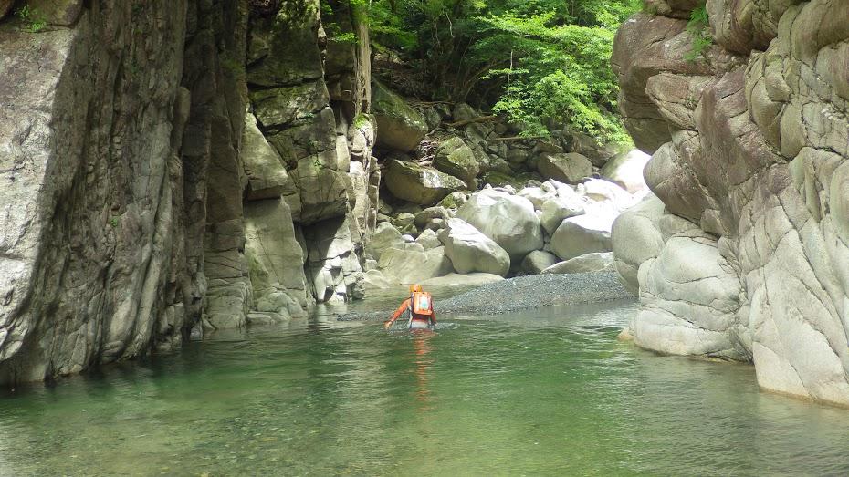 神崎川 赤坂谷 ツメカリ谷 写真_d0151699_23243591.jpg