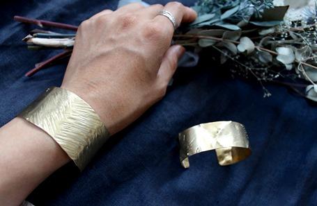 8月 真鍮のバングルをつくる会ご案内_d0263815_1662823.jpg