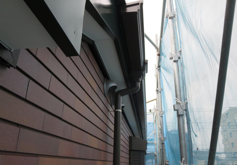 築10年の外装メンテナンス工事_f0140817_253315.jpg