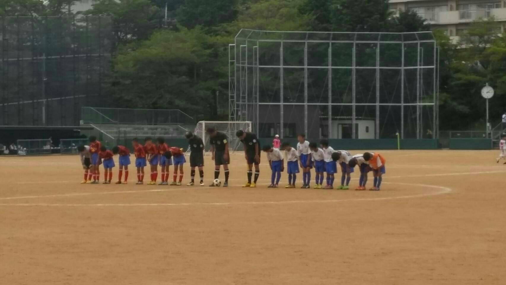 U10   ⚽川西市スポーツ少年団4年生交流カップ_f0138335_12381841.jpg