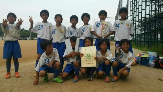 U10   ⚽川西市スポーツ少年団4年生交流カップ_f0138335_12382754.jpg