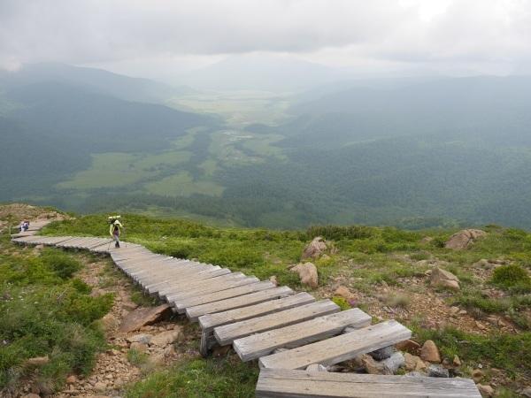 蛇紋岩と花の名山 至仏山_a0351368_21552901.jpg