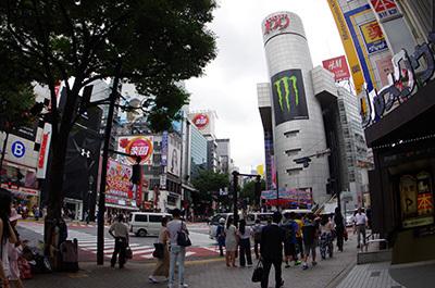 7月27日(水)今日の渋谷109前交差点_b0056983_20365279.jpg