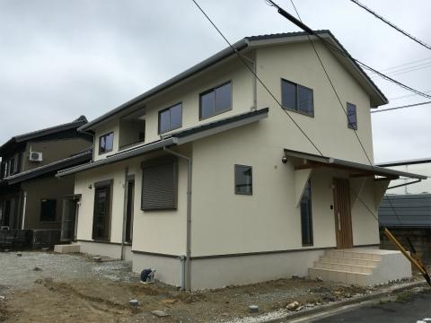 三重県四日市 Yさんの家 ★完了検査_d0205883_194214.jpg