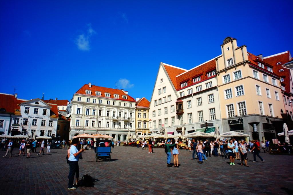 TAG3 エストニアの首都タリン_c0180686_19444160.jpg